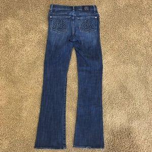 Rock & Republic Jeans - Rock & Republic Kassandra Denim Flare Jeans Size 6